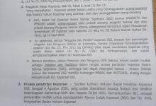 Photo of Viral Isu Potongan Dana,  Inilah Penjelasan Resmi Dari Koperasi Pendamping UMKM