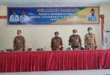 Photo of Wabup Nias Hadiri Sosialisasi Pendidikan Politik Kepada Masyarakat Kabupaten Nias.
